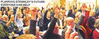 Stewkley Neighbourhood Plan public consultation 2015