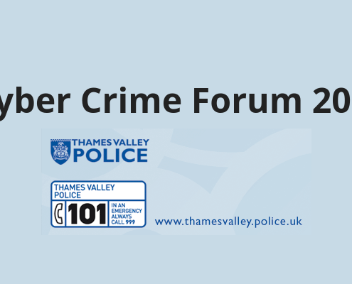 Thames valley police crime forum