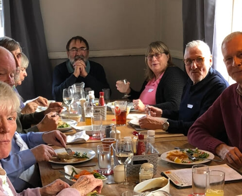 Stewkley lunch club