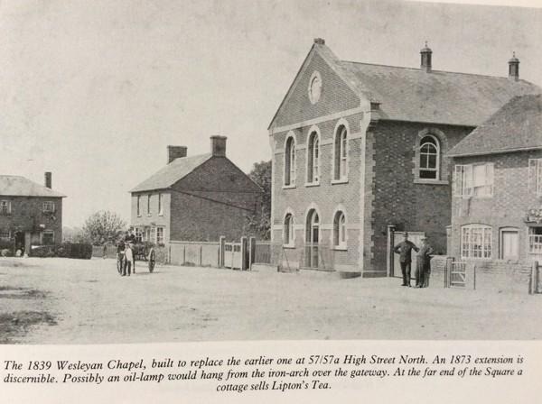 Methodist church Stewkley