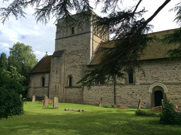 St Michael Church Stewkley