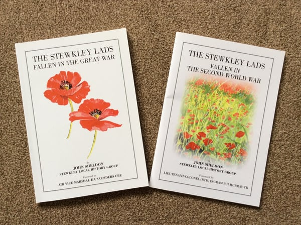 Books on the Stewkley lads