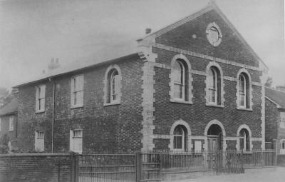 Old Wesleyan Chapel Stewkley