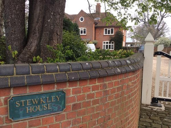 Stewkley house